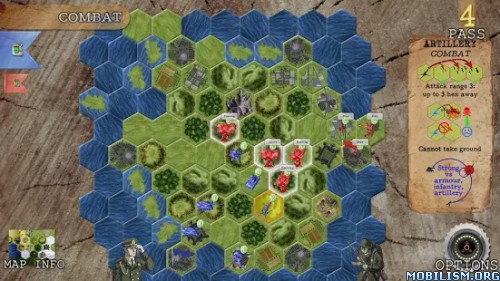 Retaliation Enemy Mine v1.66 Apk