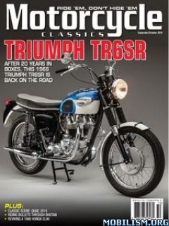 Motorcycle Classics – September/October 2019
