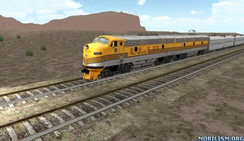 Train Sim Pro v3.5.9 Apk