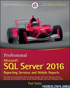 Download Professional Microsoft SQL Server 2016 by Paul Turley(.ePUB)