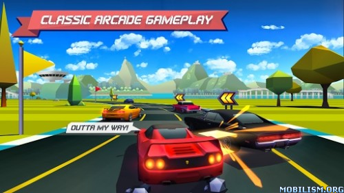 Horizon Chase - World Tour v1.4.3 [Mod Money/Unlocked] Apk