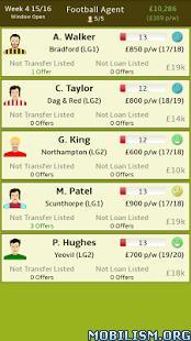 Football Agent v2.0.1 Apk