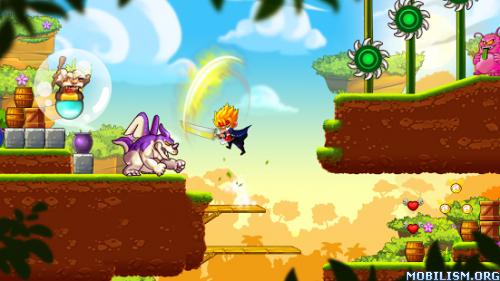 Dragon World Adventures v1.3 (Mod Money) Apk