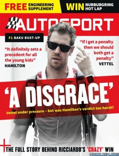 Download ebook Autosport – 29 June 2017 (.PDF)