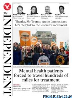 Download The Independent - 6 March 2017 (.PDF)