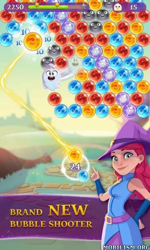 Bubble Witch 3 Saga v1.18.7 [Mod] Apk