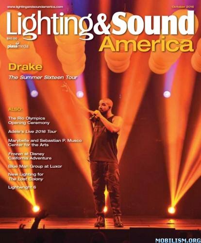 Download ebook Lighting & Sound America - October 2016 (.PDF)