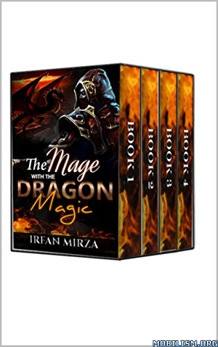 Download ebook The Mage with the Dragon Magic Bundle by Irfan Mirza (.ePUB)