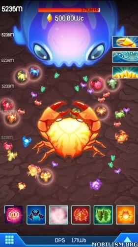Crab War v1.0.1 [Mod Money] Apk