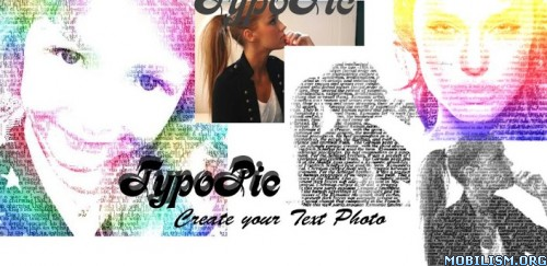 Software Releases • TypoPic : Word Photo Effect v3.0 Build 32