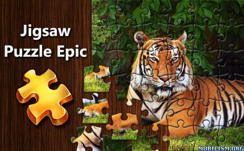 Jigsaw Puzzle Epic v1.2.4 (All Unlocked) Apk