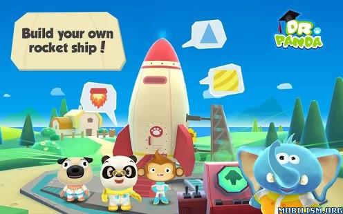 Dr. Panda in Space v1.1 Apk