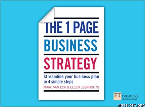 The One Page Business Strategy by Marc van Eck+