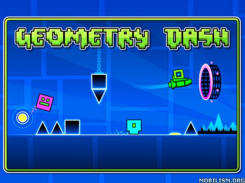 Game Releases • Geometry Dash v1.60