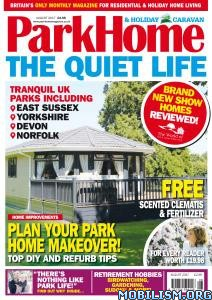 Download ebook Park Home & Holiday Caravan - August 2017 (.PDF)