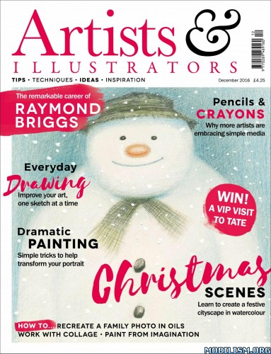 Download ebook Artists & Illustrators - December 2016 (.PDF)
