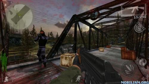 Commando Adventure Shooting v4.8 (Mod) Apk