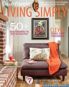 Download ebook Country Sampler Living Simply - September 2017 (.PDF)