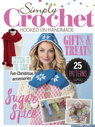 Download ebook Simply Crochet – Issue 50, 2016 (.PDF)