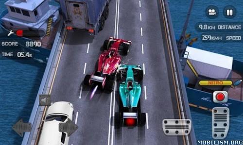 Race the Traffic Nitro v1.0.11 (Mod Money/Unlocked) Apk