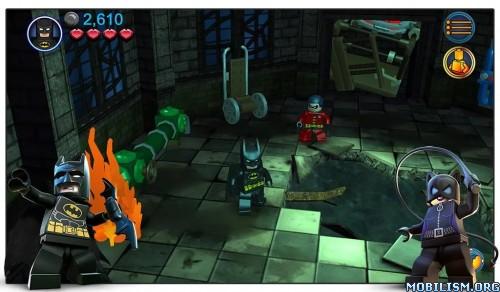 LEGO Batman: DC Super Heroes v1.05.1.935~4.935 + Mod Apk