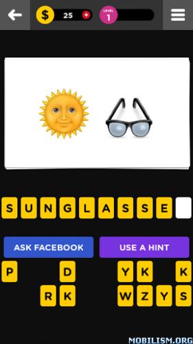Guess The Emoji v6.44g (Mod Coins/Ad-Free) Apk
