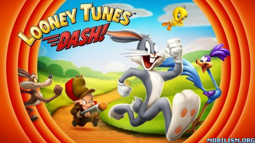 Looney Tunes Dash v1.76.09 (Free Shopping/Invincible) Apk