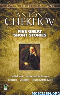 Download ebook Five Great Short Stories by Anton Chekhov (.ePUB)+