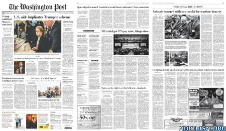 The Washington Post – November 16, 2019