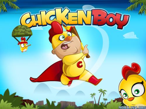 Chicken Boy v1.4.9 (Unlimited Coins) Apk