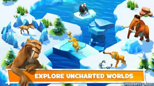 Ice Age Adventures v1.9.0s [Mod] Apk