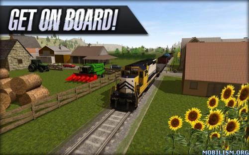Train Driver 15 v1.3.4 [Mod Money/Ad-Free] Apk