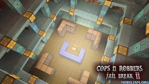 Cops N Robbers 2 v2.1.3 [Mod Money] Apk