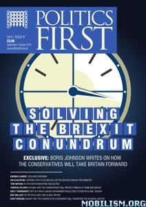 Politics First – Vol 09, Issue 41, 2019
