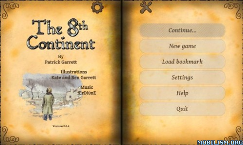 The Eighth Continent v2.0 Apk