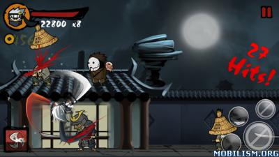 Ninja Revenge v1.1.8 (Mod Money) Apk