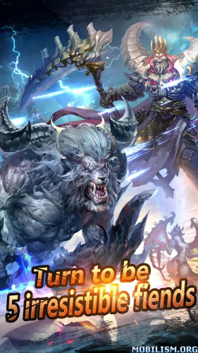 Lord of Dark v1.2.69208 [Mod] Apk