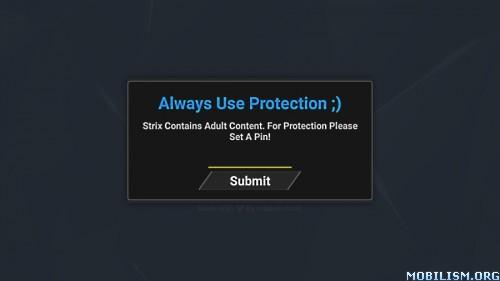 Strix MOD APK [Ad-Free + Strix VPN] 1