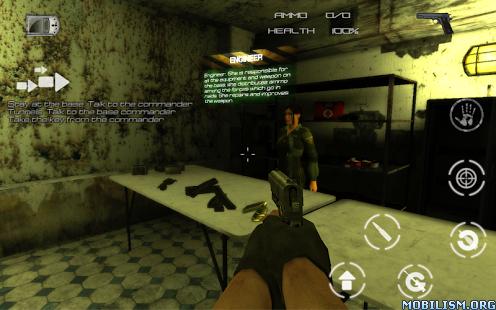 Dead Bunker 4 Free v3.1 (Mod Ammo) Apk