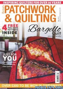 Download Patchwork & Quilting UK - May 2017 (.PDF)