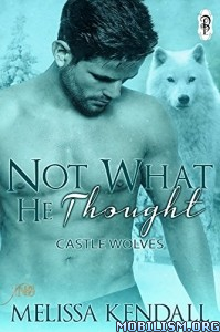 Download ebook Not What He Thought by Melissa Kendall (.ePUB)