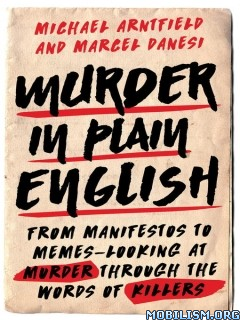 Download Murder in Plain English by Michael Arntfield et al (.ePUB)