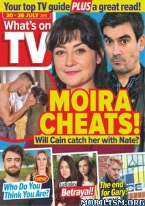 What's on TV – 20 July 2019