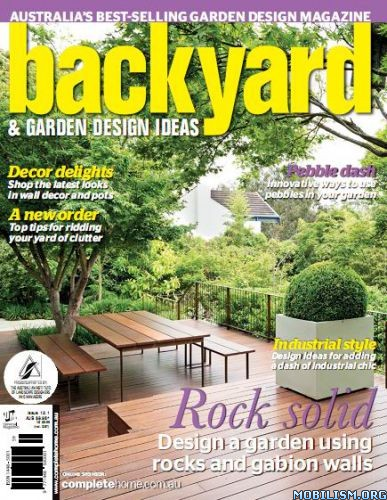 Backyard Garden Design Ideas Magazine Issue 121 PDF