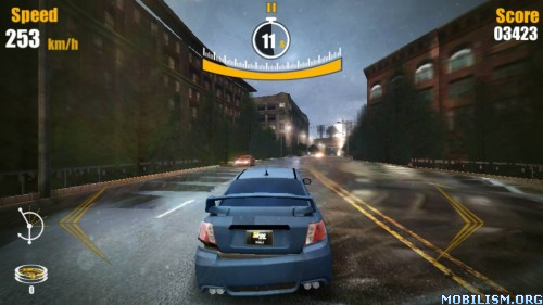 Turns Oneway Racing v1.0.6.79 [Infinite Money] Apk