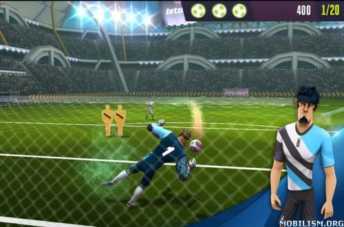 Kicks!Football Warriors-Soccer v1.0.8 (Mod Stars/Gems)