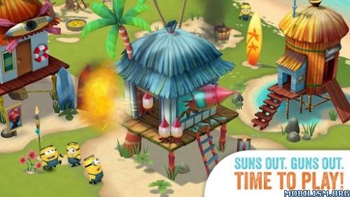 Minions Paradise v6.3.2662 (Mod) Apk