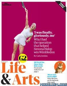 The Guardian G2 Life & Arts – July 16, 2019