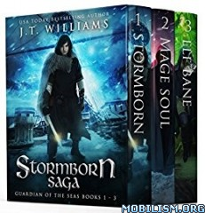 Download Stormborn Saga Box Set (1-3) by J.T. Williams (.ePUB)+