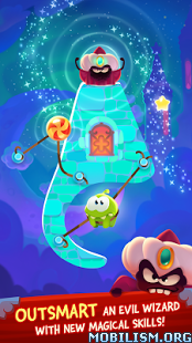 Cut the Rope: Magic v1.4.1 (Mod Gems/Hints) Apk
